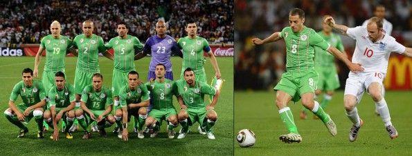 Algeria away maglia 2010
