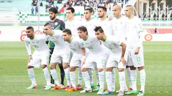 Algeria divisa Mondiali 2014