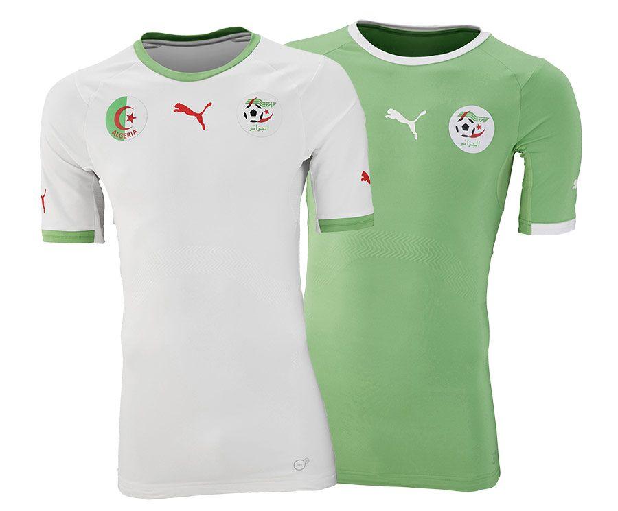 Algeria kit 2014 Puma
