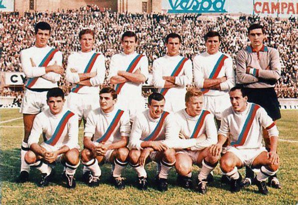 Bologna, away 1963-1964
