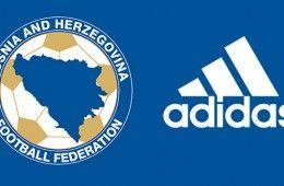 adidas sponsor tecnico Bosnia