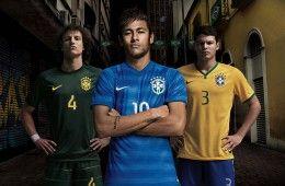 Kit Brazil World Cup 2014