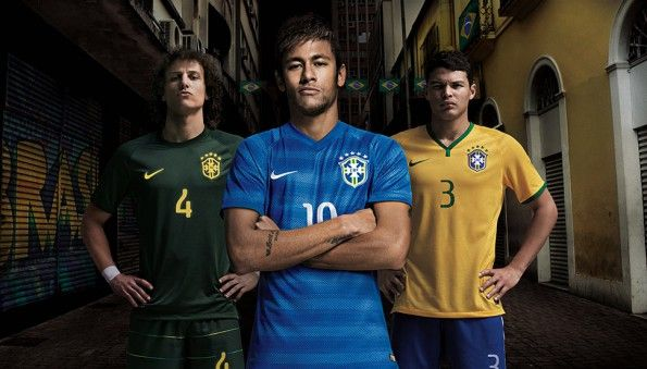 Kit Brazil World Cup 2014