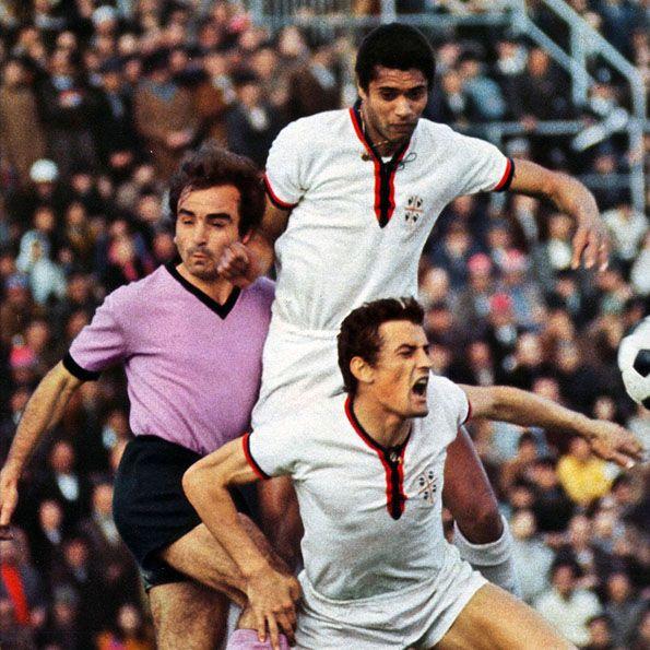 Cagliari, away 1969-1970, Nené e Riva