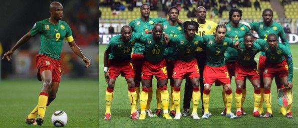 Maglia Camerun Mondiali 2010