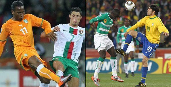 Costa d'Avorio maglie 2010-2011