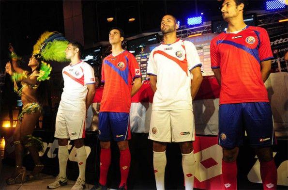 Costa Rica maglie Mondiali 2014