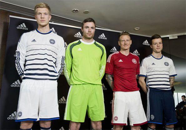 Danimarca kit adidas 2014-2015
