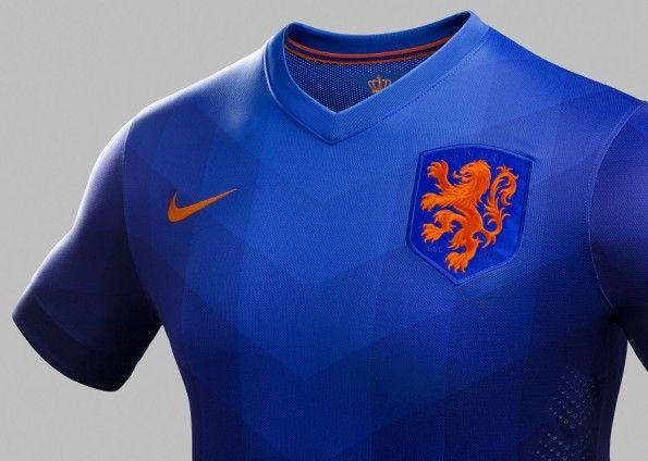 Maglia Olanda away 2014 Nike