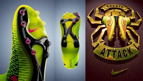 Dettagli scarpini Nike Magista