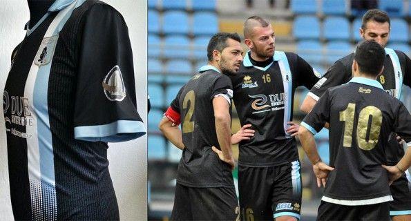 Virtus Entella seconda maglia 2013-14