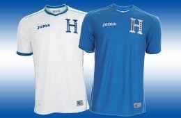 Honduras Joma kit 2014
