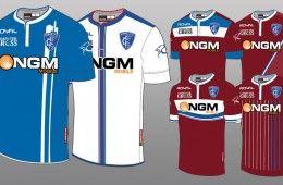 Bozzetti Empoli kit 2014-15