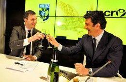 Macron sponsor tecnico Vitesse