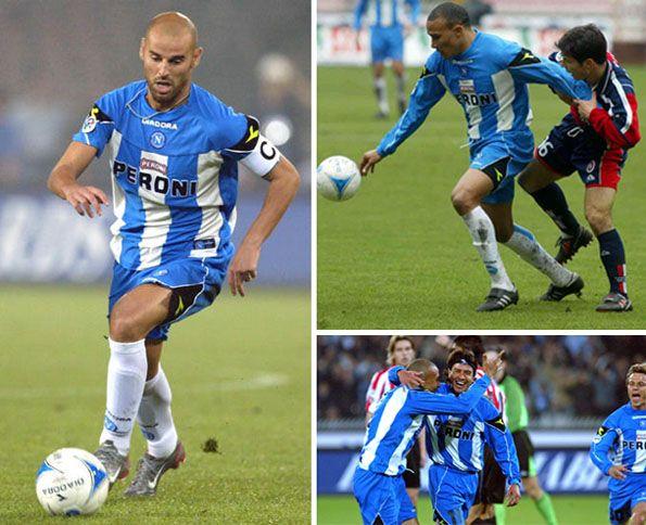 Napoli, maglia home 2002-2003