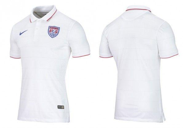 Maglia Stati Uniti 2014 Nike
