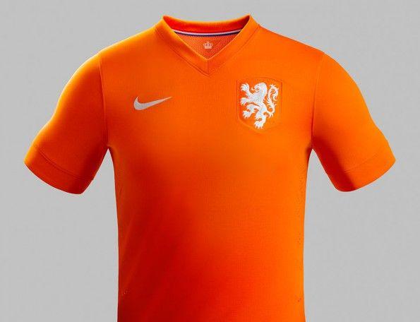 Maglia Olanda 2014 Mondiali