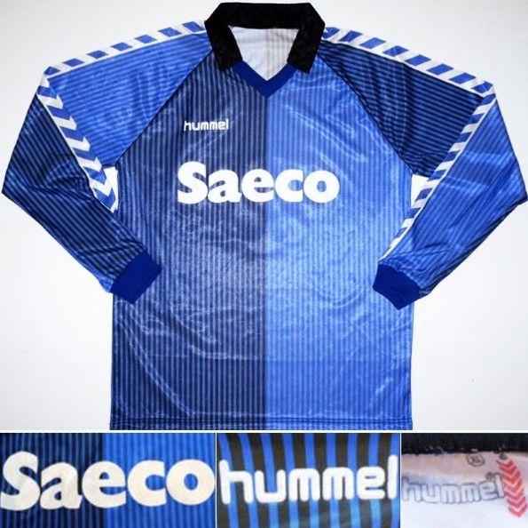 Maglia Pisa 1988-89 Hummel