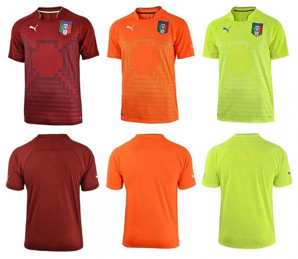 Maglie portiere Italia Mondiali 2014