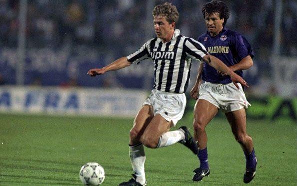 Juventus, Coppa UEFA 1989-1990, Giancarlo Marocchi