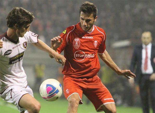 Monza-Salernitana Coppa Italia Lega Pro