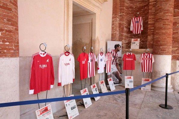 Mostra maglie storiche Vicenza