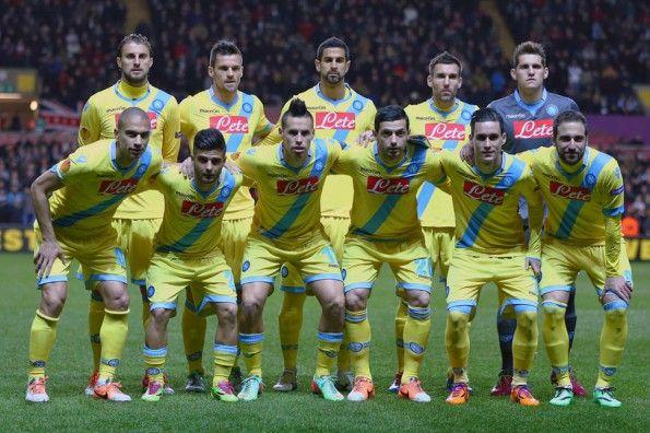 Napoli, third 2013-2014, Europa League