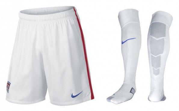 Pantaloncini calzettoni USA 2014 home