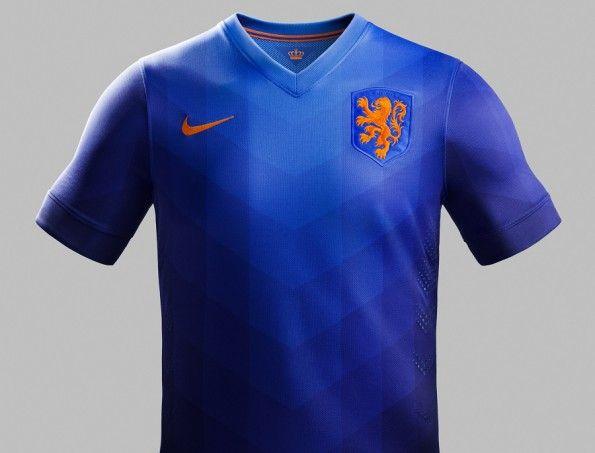 Seconda maglia Olanda Mondiali 2014