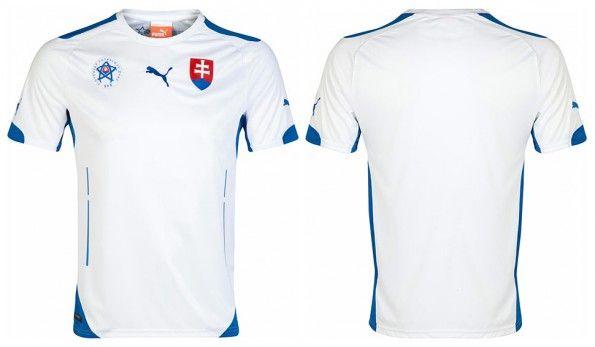Maglia Slovacchia 2014-2016 Puma