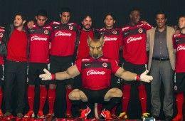 Club Tijuana 2014, mascotte