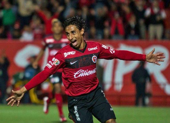 Club Tijuana 2014, maglia home