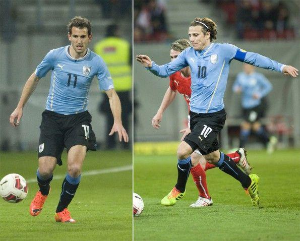 Austria-Uruguay amichevole 2014