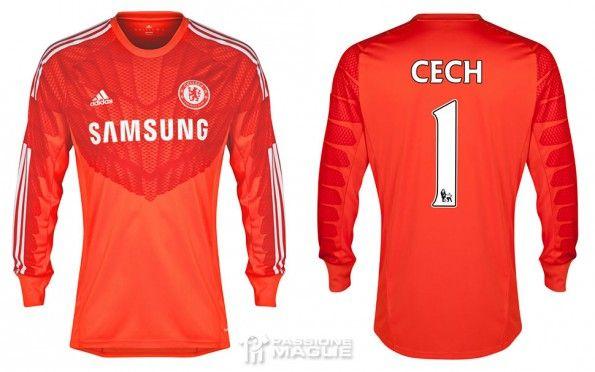 Maglia Chelsea portiere Cech 2014-15