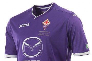 Fiorentina shirt Tim Cup final