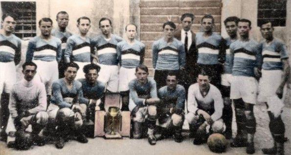 Foligno, maglia 1929