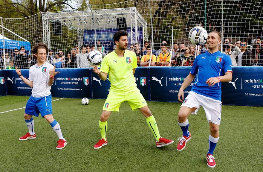Freestyle calcio tour Puma