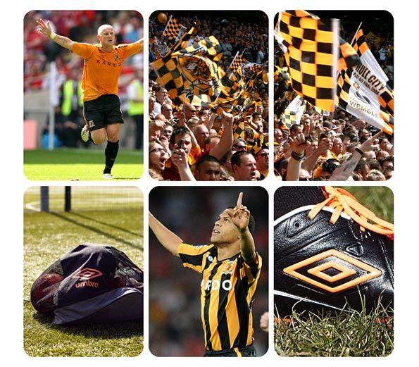 Umbro sponsor Hull City 2014-15