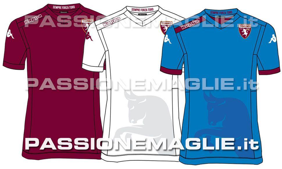 Divise Torino anteprima 2014-15