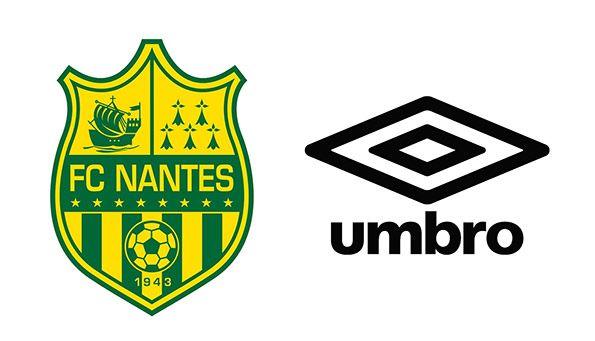 Umbro sponsor tecnico Nantes