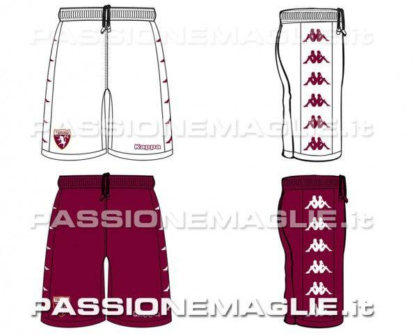 Pantaloncini Torino 2014-15