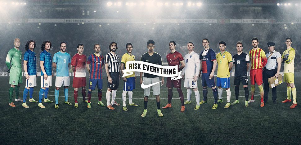 Campagna Risk Everything capitolo due