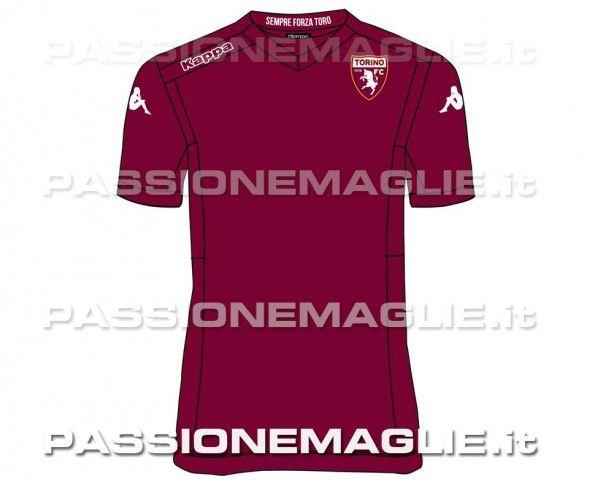 Maglia Torino home 14-15 anteprima