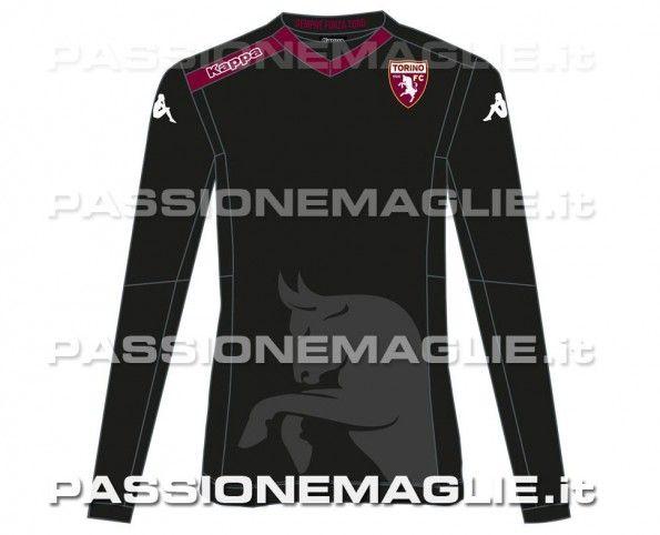 Maglia Torino portiere nera 14-15 anteprima