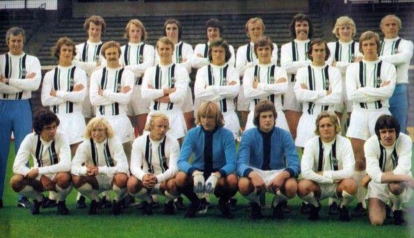 Borussia Monchengladbach 1974-1975