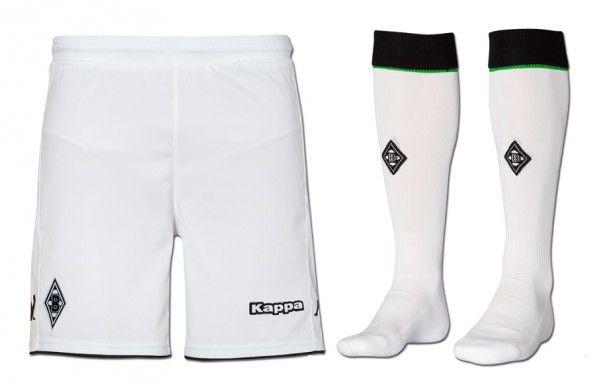 Pantaloncini e calzettoni del Borussia Monchengladbach 2014-2015
