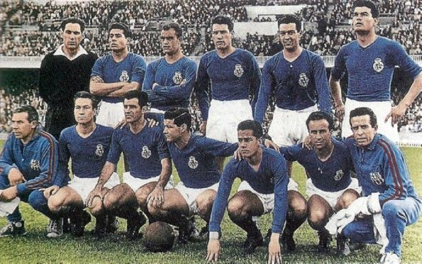 Barcellona XI, Coppa delle Fiere 1955-1958