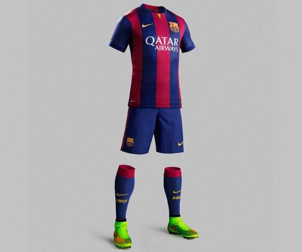 Divisa Barcellona home 2014-2015