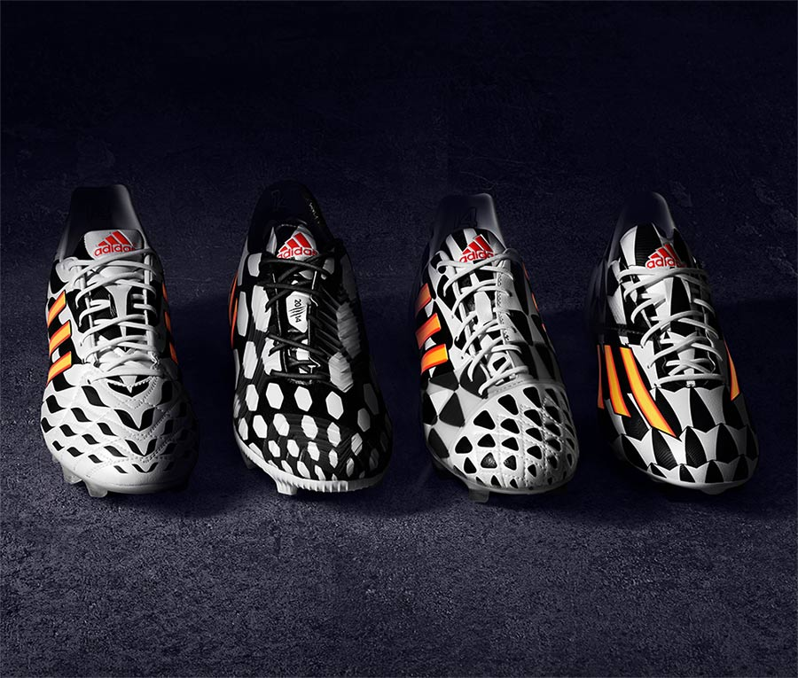 Battle Pack adidas collection