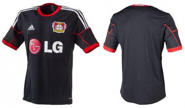 Bayer Leverkusen maglia away 2014-15